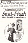 Sani-flush Cleaner for Closet Bowls