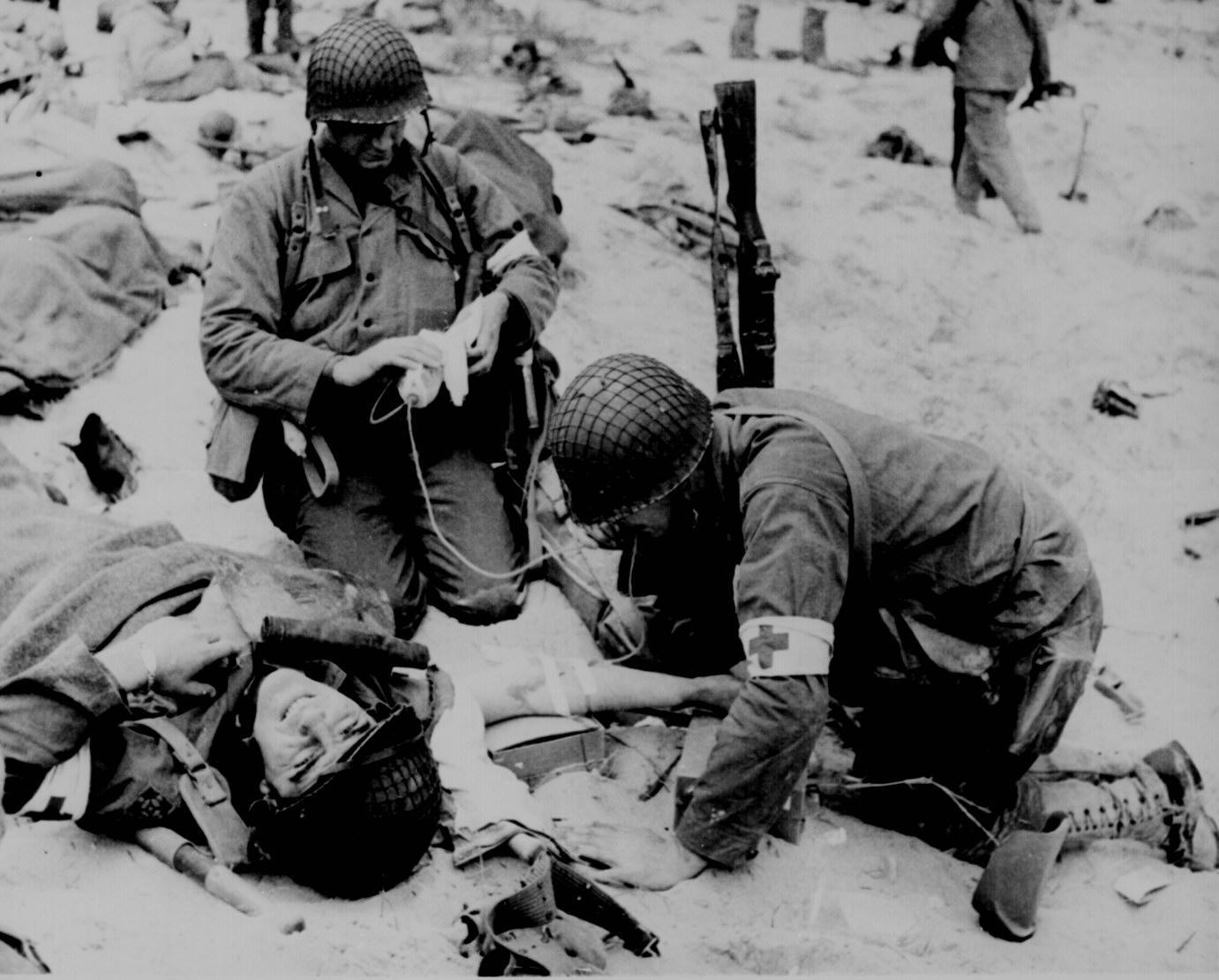 Allied World War II Medics