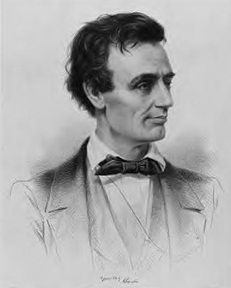 Sketch Drawing of Abraham Lincoln