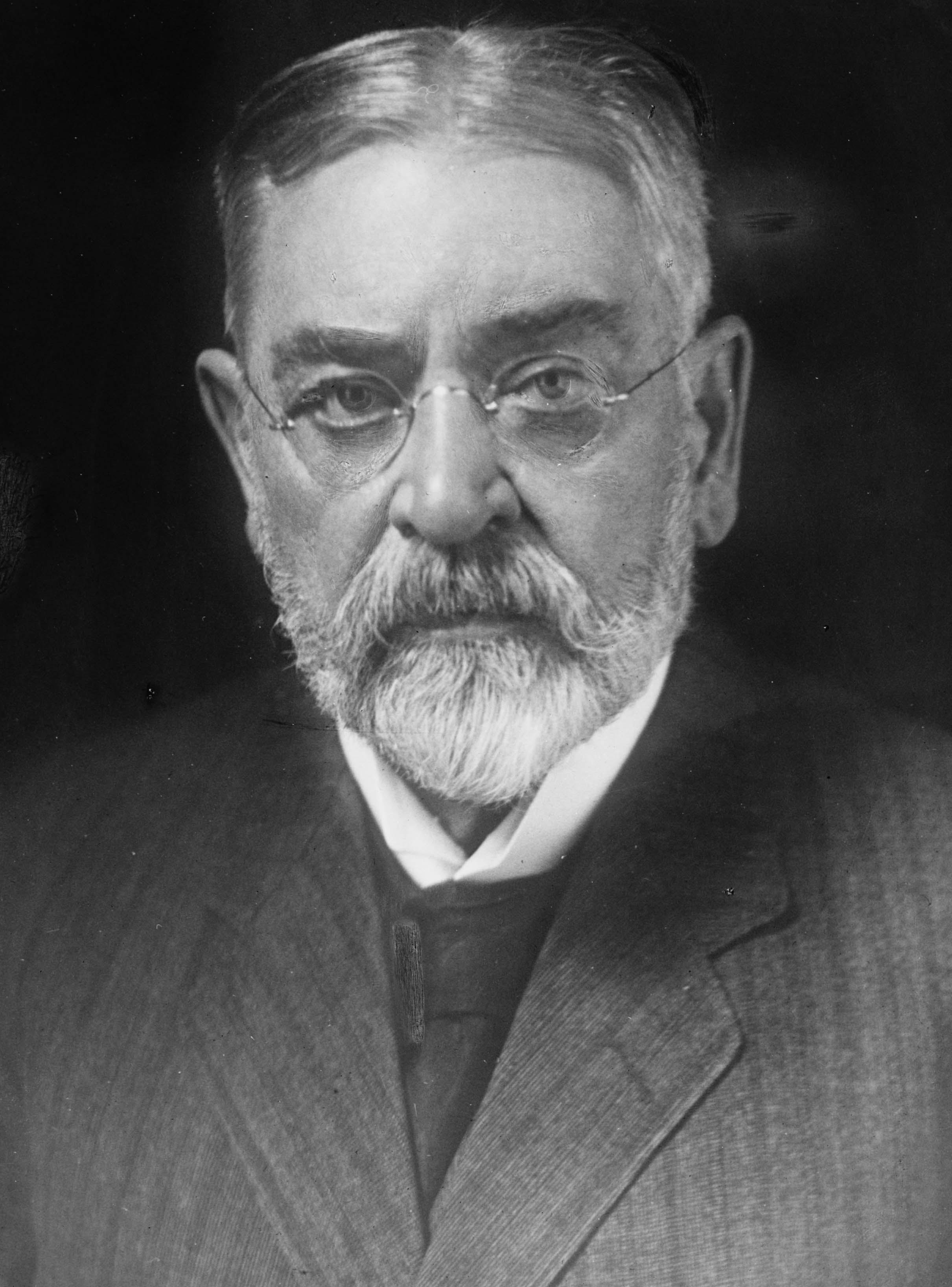 Robert Todd Lincoln (1843-1926)