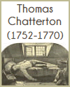 Thomas Chatterton (1752-1770)