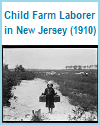 Child Farm Laborer in New Jersey, 1910