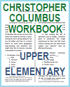 Christopher Columbus Workbook for Upper Elementary