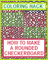 Curved Checkerboard Instructions