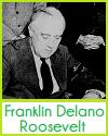 Franklin Delano Roosevelt, U.S. President 1933-1945