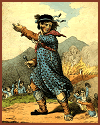 Ned Ludd, Leader of the Luddites