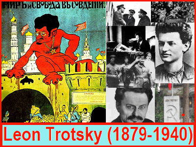 Leon Trotsky (1879-1940) - Facts and photos on this leader of the Russian Revolution and Red Army.