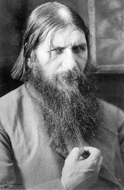 The Mad Monk Grigori Rasputin