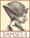 Pharaoh Rameses II