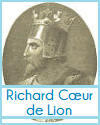 Richard Cœur de Lion (1157-1199)