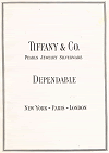 Tiffany and Company Advertisement