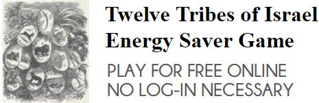 Twelve Tribes of Israel Hangman Game - Free to play online.