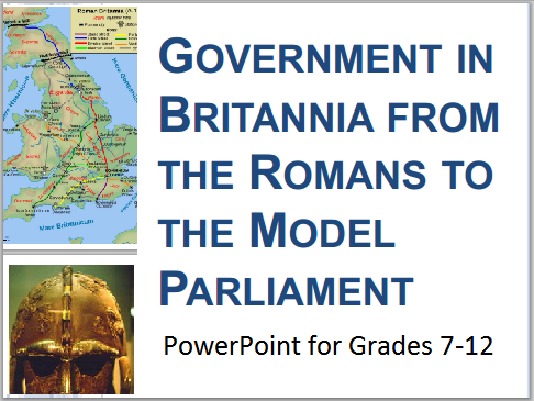 History of Medieval England: