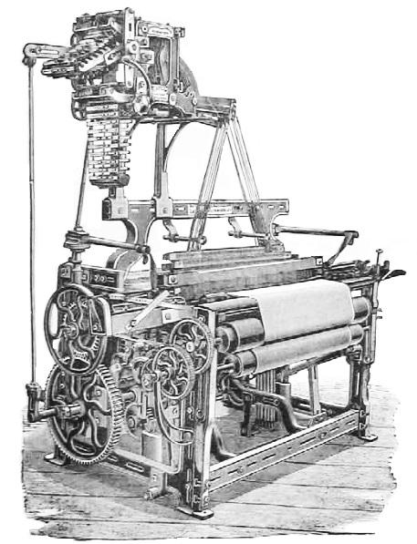 Edmund Cartwrights Calico Loom Student Handouts