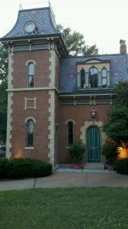 Park Ranger's House in Lafayette Park