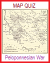 Greece During Peloponnesian War Map Quiz; Grades 9-12