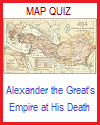 Empire of Alexander the Great and His Successors Map Quiz