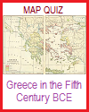 Fifth-Century Classical Greece Interactive Map Quiz