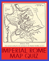 Imperial Rome Interactive Map Quiz