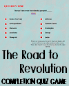 Road to Revolution Interactive Matching Game