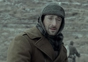 Adrien Brody in Back to 1942 (2012)