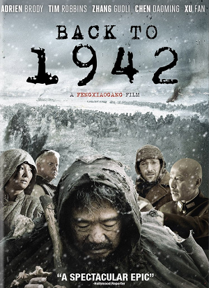 Back to 1942 (2012) Film Poster