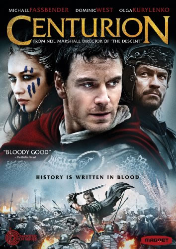 Centurion (2010) Movie Review and Guide for Teachers and Parents