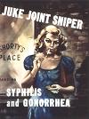 Juke Joint Sniper Poster