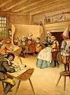 Puritan Schoolhouse