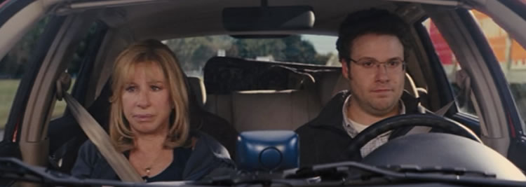 The Guilt Trip (2012) - Movie guide for teachers and parents.