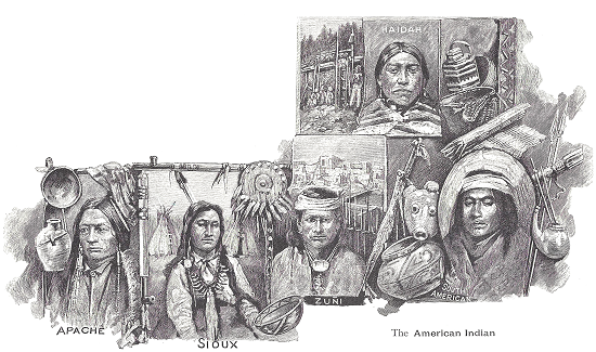 Native Indians of the Americas