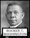 Booker T. Washington (1856-1915)