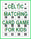 Celtic-themed Matching Card Game