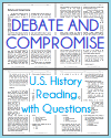 Debate and Compromise Reading with Questions