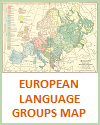 Map of European Language Groups