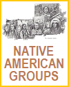 Prominent Native American Groups of 1890