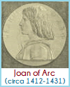 Joan of Arc (circa 1412-1431)