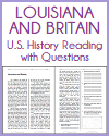 Louisiana and Britain Reading with Questions