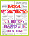 Radical Reconstruction Reading with Questions