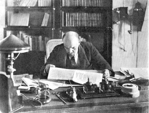Vladiimir Ilyich Lenin