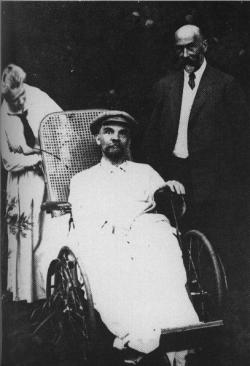 Last Known Picture of Vladimir Ilyich Lenin