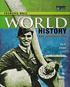 World History the Modern Era (2007 Discovery School-Pearson-Prentice-Hall) Textbook Worksheets