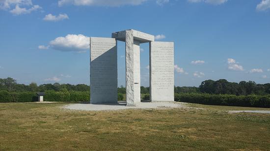 The Georgia Guidestones - The American Stonehenge