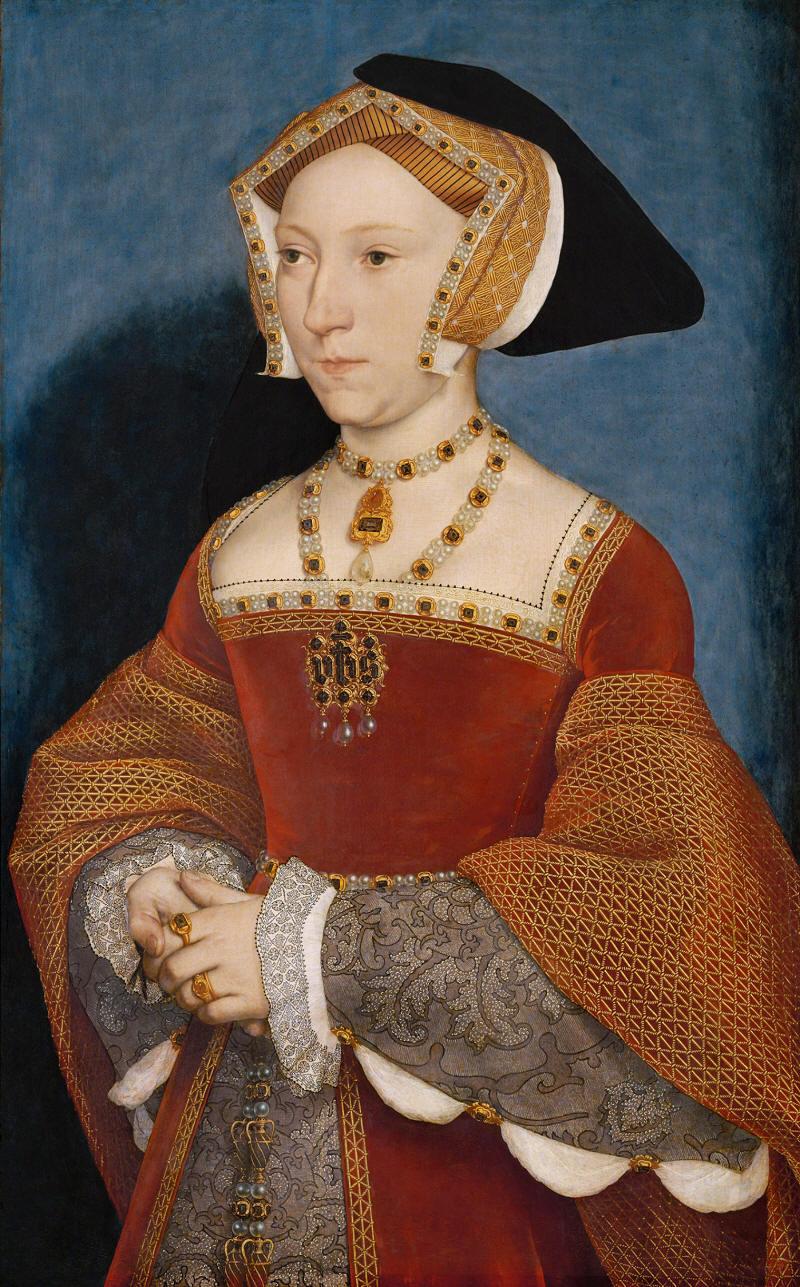 Jane Seymour (lived 1508-1537)