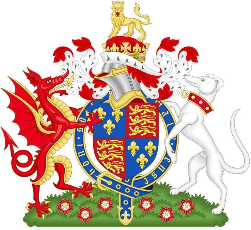 Tudor Coat-of-Arms