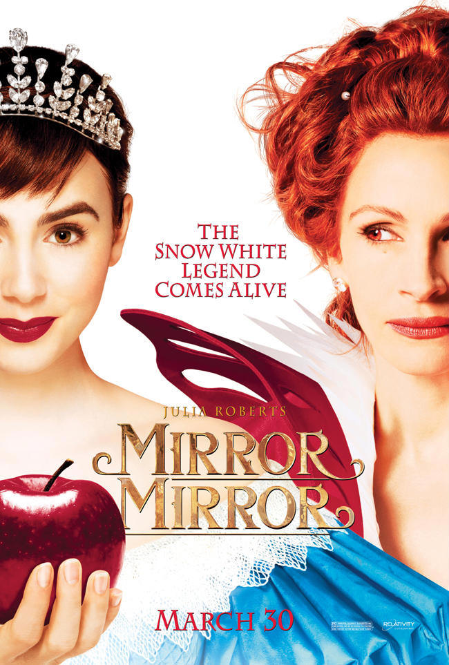 Mirror Mirror (2012) - Film review and guide for teachers and parents.