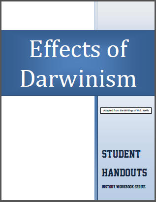 Effects of Darwinism by H.G. Wells - Free printable workbook (PDF file).