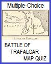 Battle of Trafalgar (1805) Interactive Map Quiz