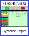 Byzantine Empire Interactive Flashcards