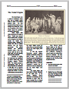 Vestal Virgins of Ancient Rome Reading Worksheet with Questions; Grades 9-12